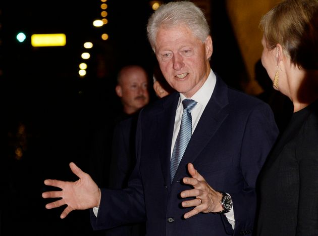 Former president Bill Clinton blamed Republicans and the media for the fallout over Hillary Clinton's...