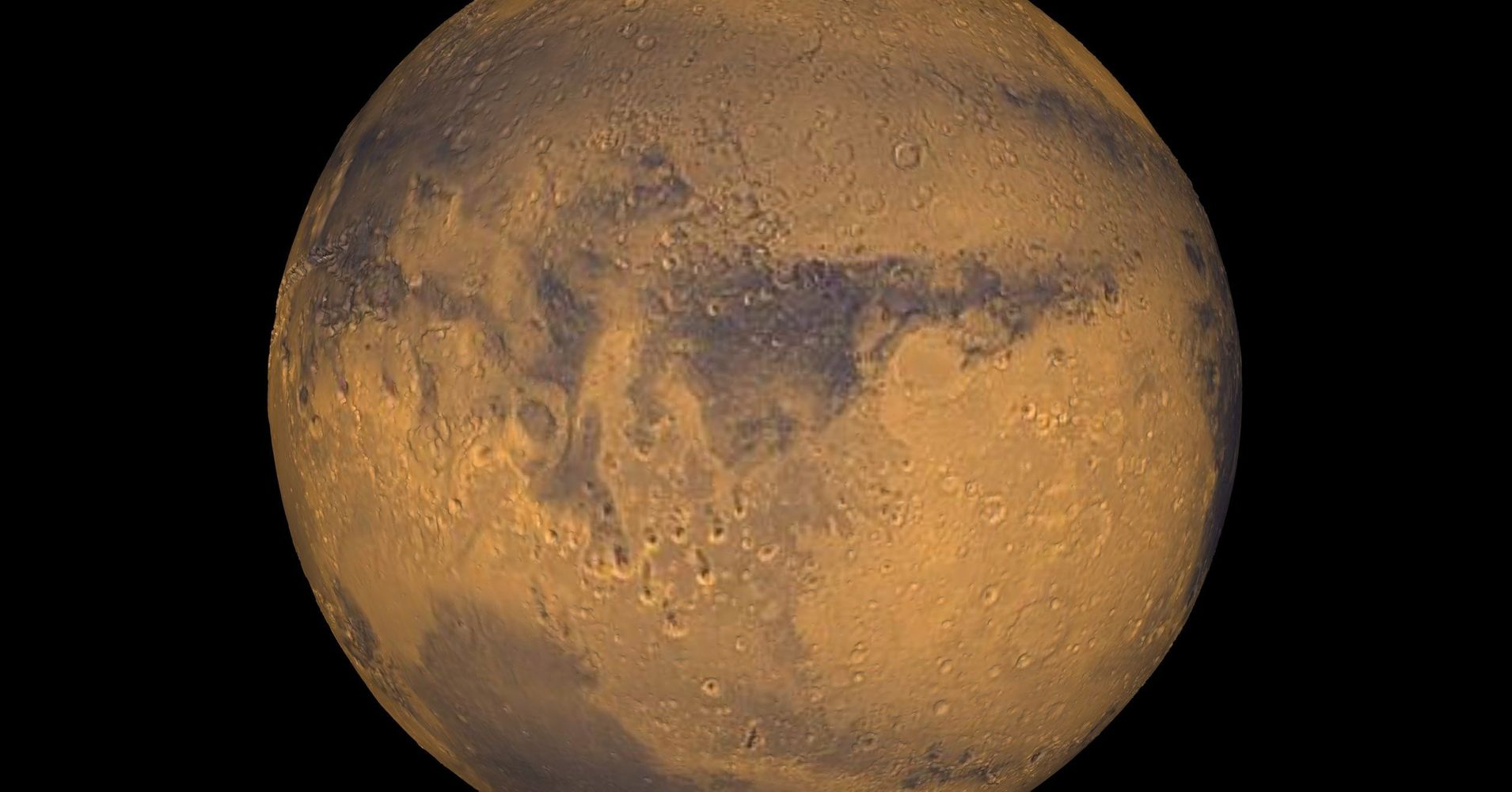 Watch NASA's 'Mars Mystery Solved' Press Briefing Right Here
