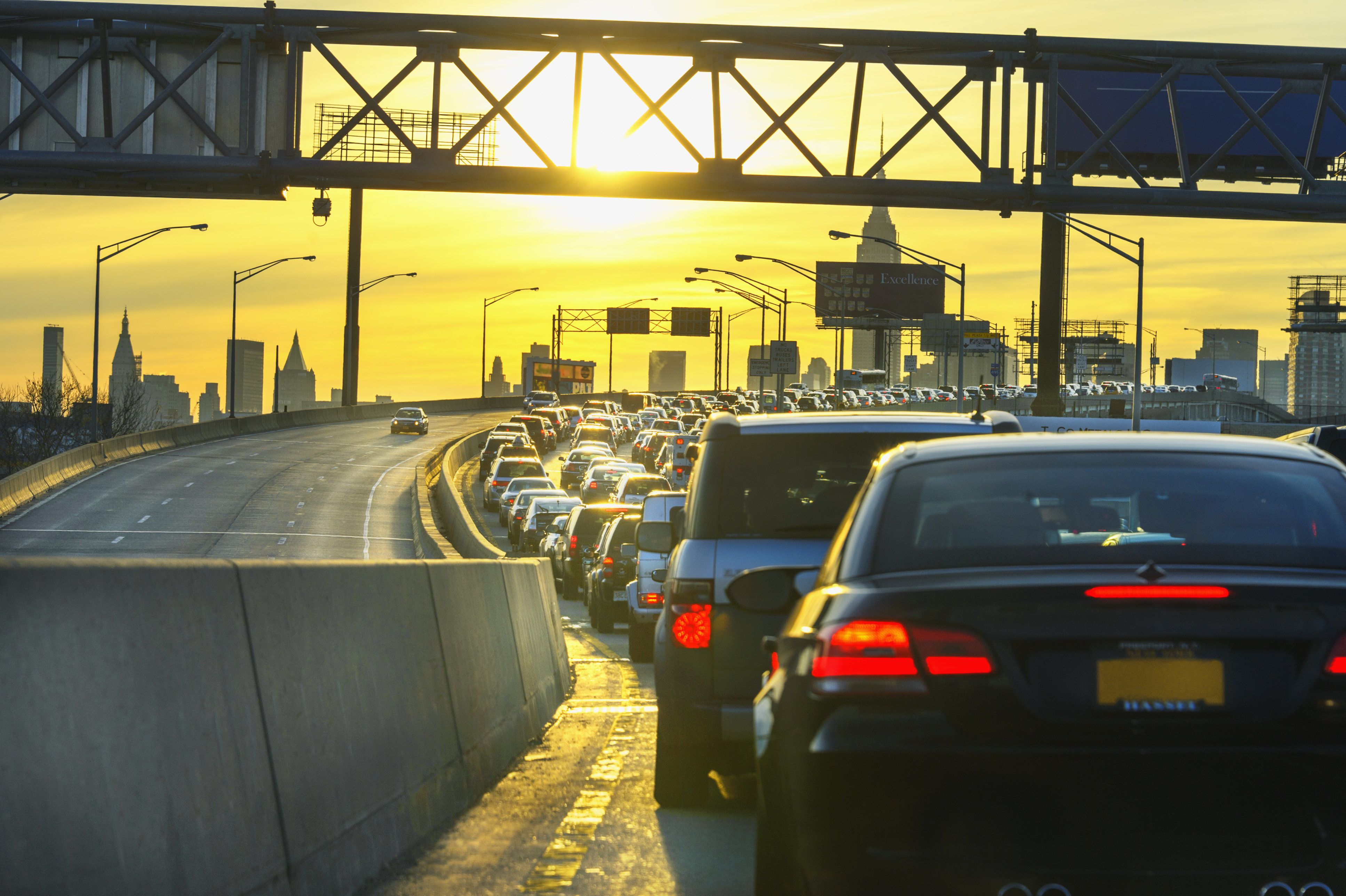 A new report released Monday declares that transportation is at a tipping point.