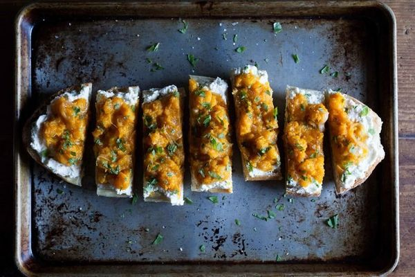 """<strong>Get <a href=""""http://food52.com/recipes/31228-abc-kitchen-s-butternut-squash-on-toast"""" target=""""_blank"""">ABC Kitchen's B"""