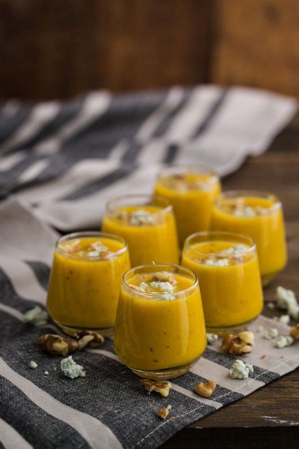 """<strong>Get the <a href=""""http://naturallyella.com/2014/10/29/sweet-potato-crostini-and-butternut-squash-soup/"""" target=""""_blank"""