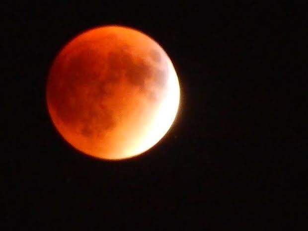 HuffPost reader Daniel Fijolek submitted this great photo, taken by his daughter during the totality in North Aurora, I