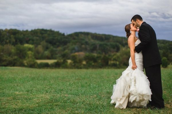 """""""Kaylea and Josh's wedding at Arwood Barn in Kingsport, Tennessee."""" - JoPhoto"""