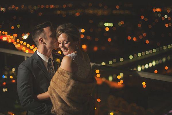 """Carly and Tyler's wedding September 25 in London, Ontario, Canada."" - Darren Hatt"