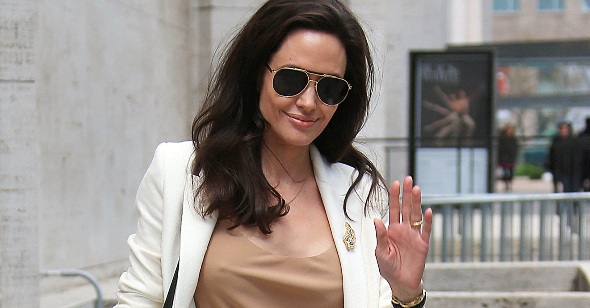 After Angelina Jolie Pitts Double Mastectomy, Breast Surgery Awareness Rises  Huffpost-8607
