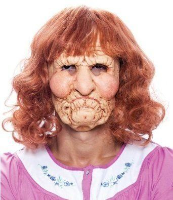 13 'Old People' Halloween Costumes That Are Truly Scary ...