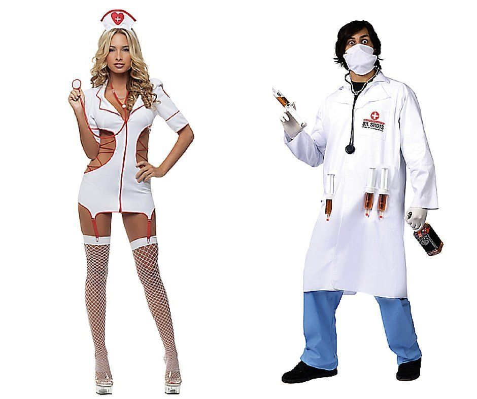 u003ca ...  sc 1 st  HuffPost & The Difference Between Menu0027s And Womenu0027s Halloween Costumes Is Very ...