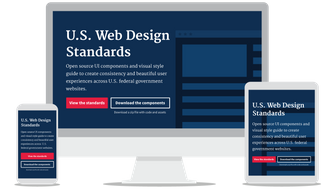 U.S. Web Design Standards (18F)