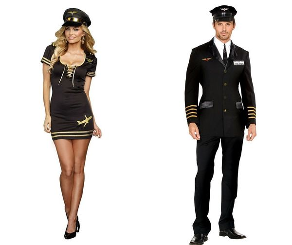 The Difference Between Men's And Women's Halloween Costumes Is ...