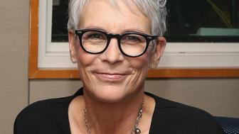 NEW YORK, NY - SEPTEMBER 22:  Jamie Lee Curtis visits SiriusXM's Entertainment Weekly Radio 'Editor's Hour' with Jess Cagle, host of Entertainment Weekly Radio at SiriusXM Studios on September 22, 2015 in New York City.  (Photo by Robin Marchant/Getty Images)
