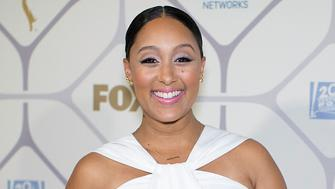 LOS ANGELES, CA - SEPTEMBER 20:  Tamera Darvette Mowry-Housley arrives for the 67th Primetime Emmy Awards Fox After Party on September 20, 2015 in Los Angeles, California.  (Photo by Gabriel Olsen/FilmMagic)