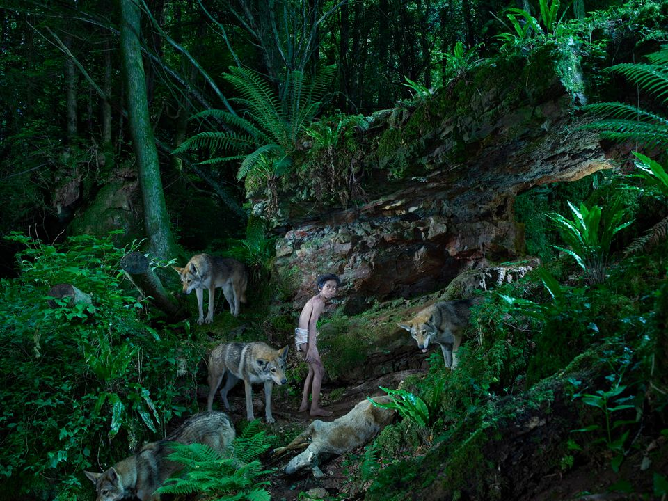 Photographer Brings Unbelievable Stories Of Feral Children To
