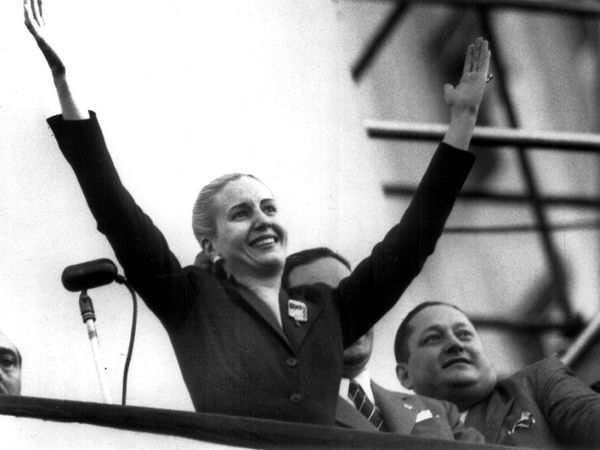 "<a href=""http://blog.biographyonline.net/2009/02/eva-peron-quotes.html"">""I demanded more rights for women because I know what"