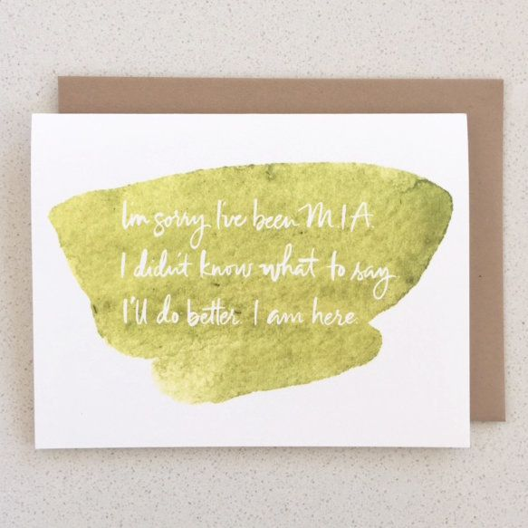 Miscarriage cards hallmark
