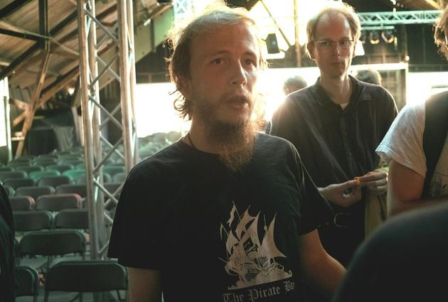 Gottfrid Svartholm in