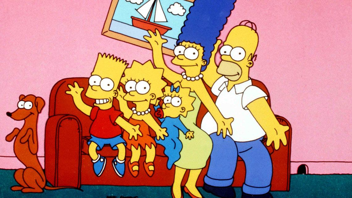 a history of the simpsons in the americas television shows A history of comedy on television: that fox felt could challenge the thursday night dominance of the cosby show -- the simpsons to history of comedy, part one.
