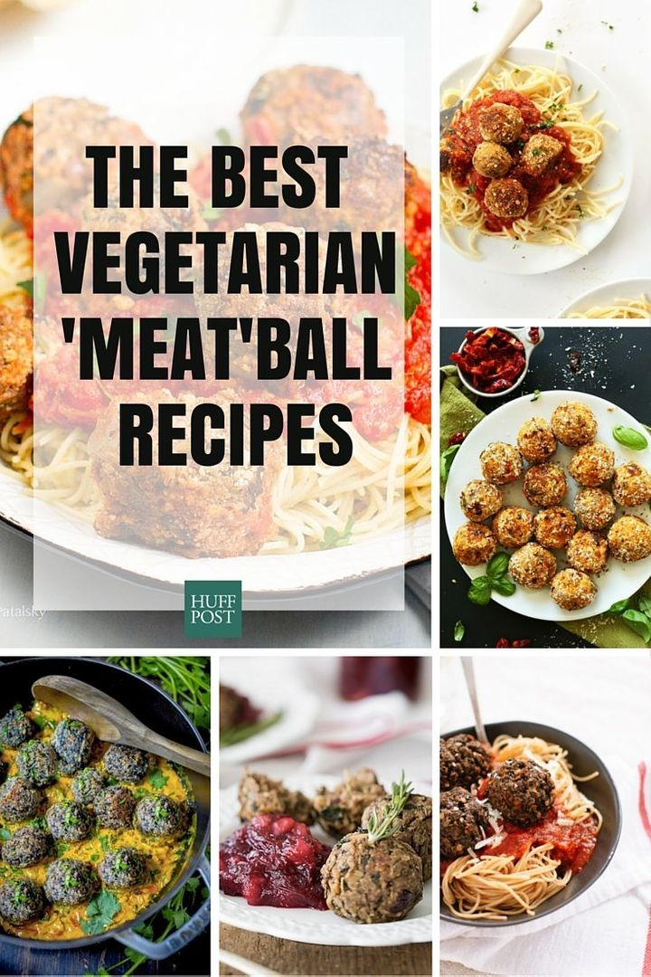10 vegetarian meatball recipes that prove you dont need meat huffpost minimalist baker feasting at home oh she glows cookie kate forumfinder Image collections
