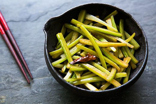 "<strong>Get the <a href=""http://www.simplyrecipes.com/recipes/celery_stir_fry/"">Celery Stir Fry recipe</a> from Simply Recipe"