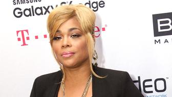 LOS ANGELES, CA - APRIL 19:  Singer T-Boz of the Girl Group TLC attends the acoustic concert of 'T-Boz Unplugged' supporting Sickle Cell Foundation Support Group at The GRAMMY Museum on April 19, 2015 in Los Angeles, California.  (Photo by Unique Nicole/WireImage)