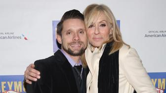 NEW YORK, NY - JANUARY 15:  Danny Pintauro (L) and Judith Light attend 'Honeymoon In Vegas' Broadway Opening Night at Nederlander Theatre on January 15, 2015 in New York City.  (Photo by Robin Marchant/Getty Images)