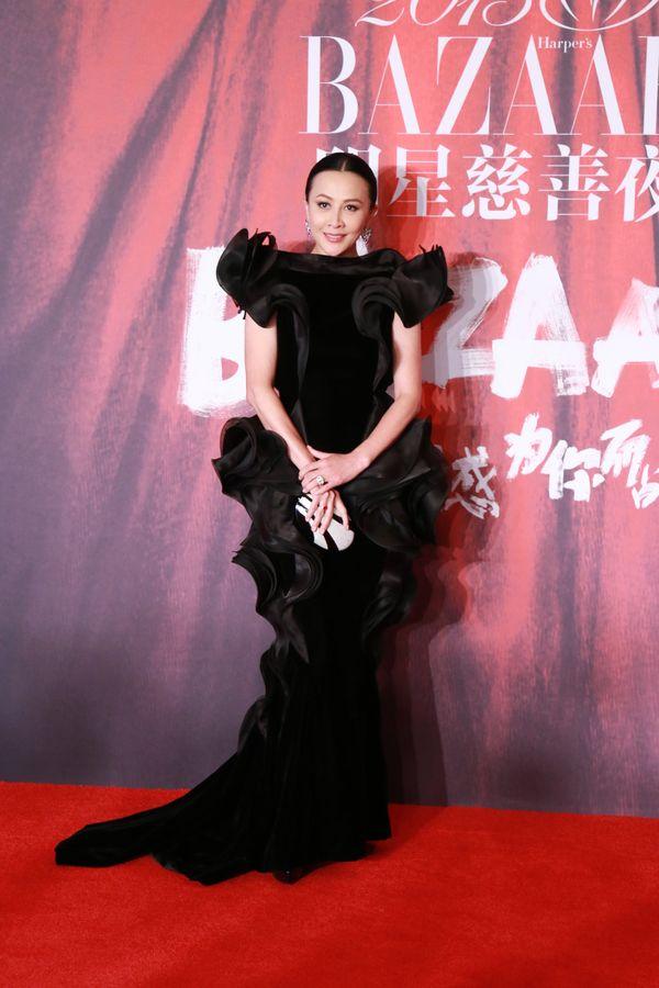 At theBazaar Star Charity Night in Beijing.