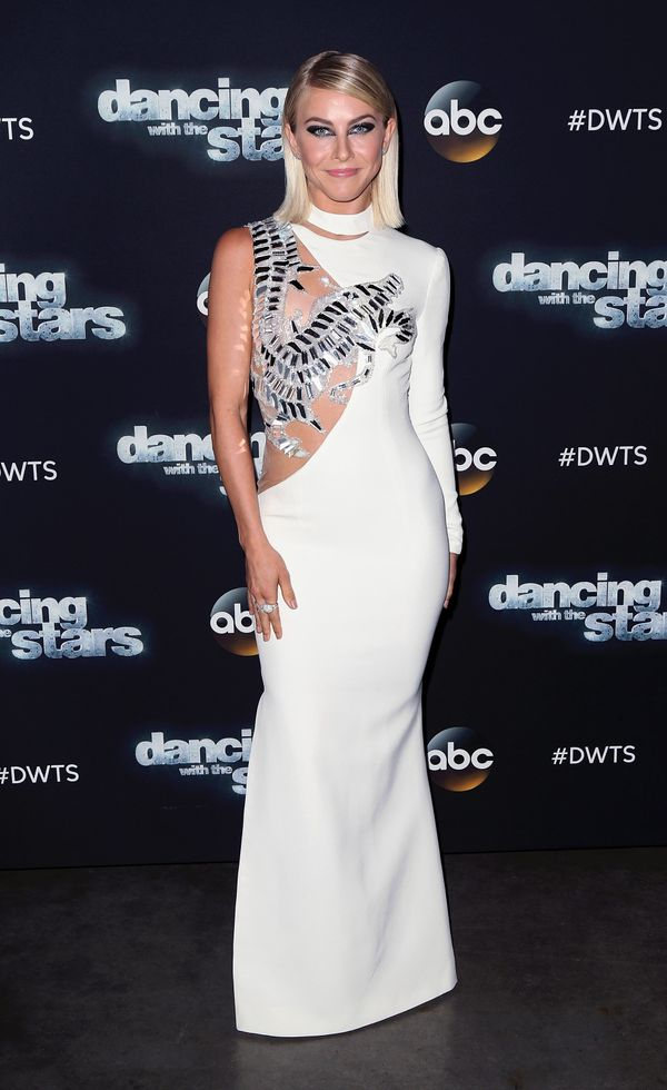"""At a""""Dancing with the Stars"""" event in Los Angeles."""
