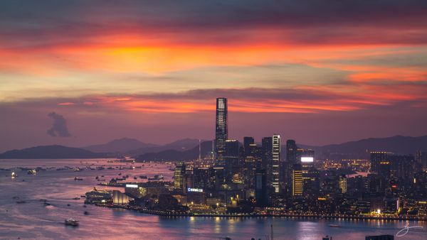 Median Hotel Rate: $134<br><br>As the travel site says, choose Hong Kong in February to whisk your love away, or forget your