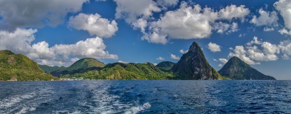 Median Hotel Rate: $113<br><br>You may risk traveling during hurricane season but July in Saint Lucia is not to be missed. Wi