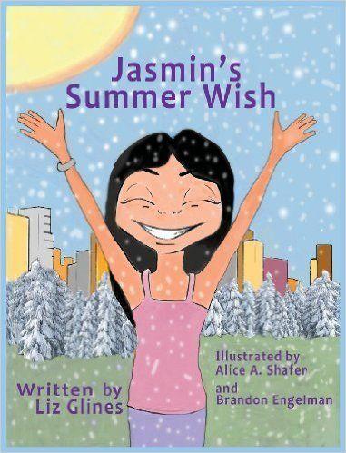 "<i><a href=""http://www.amazon.com/Jasmins-Summer-Wish-Elizabeth-Glines/dp/0982711581/ref=sr_1_1?amp=&ie=UTF8&keywords=jasmin%"
