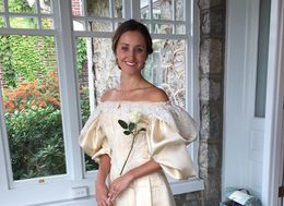 Everyone Has Seen This Bride's 120-Year-Old Dress, Except One Person