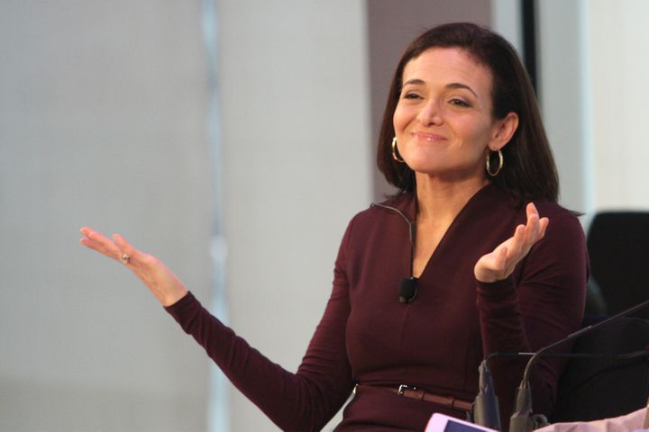 Facebook Chief Operating Officer Sheryl Sandberg has been one of the most prominent voices calling for gender parityin