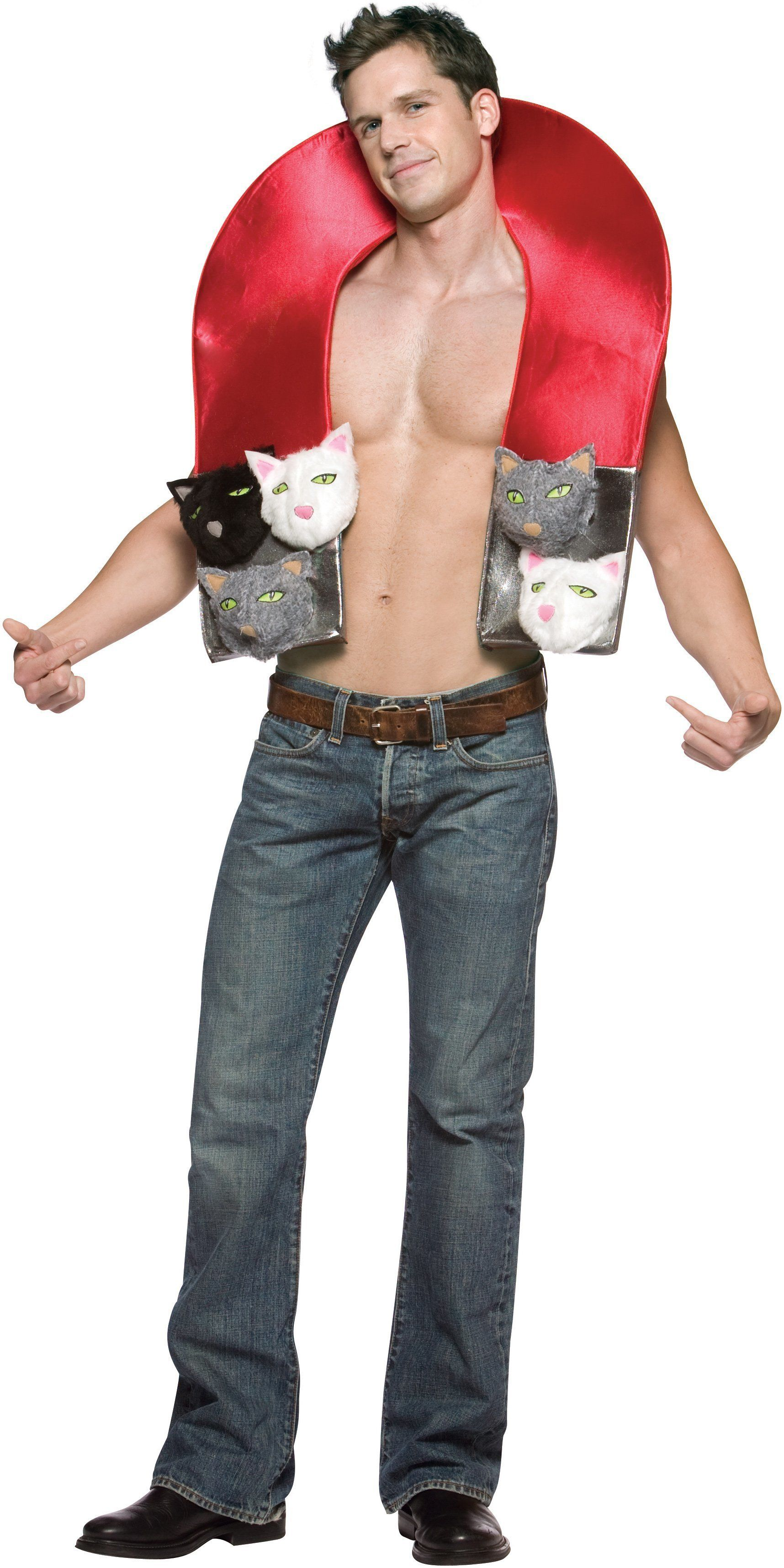 Outrageous halloween costume