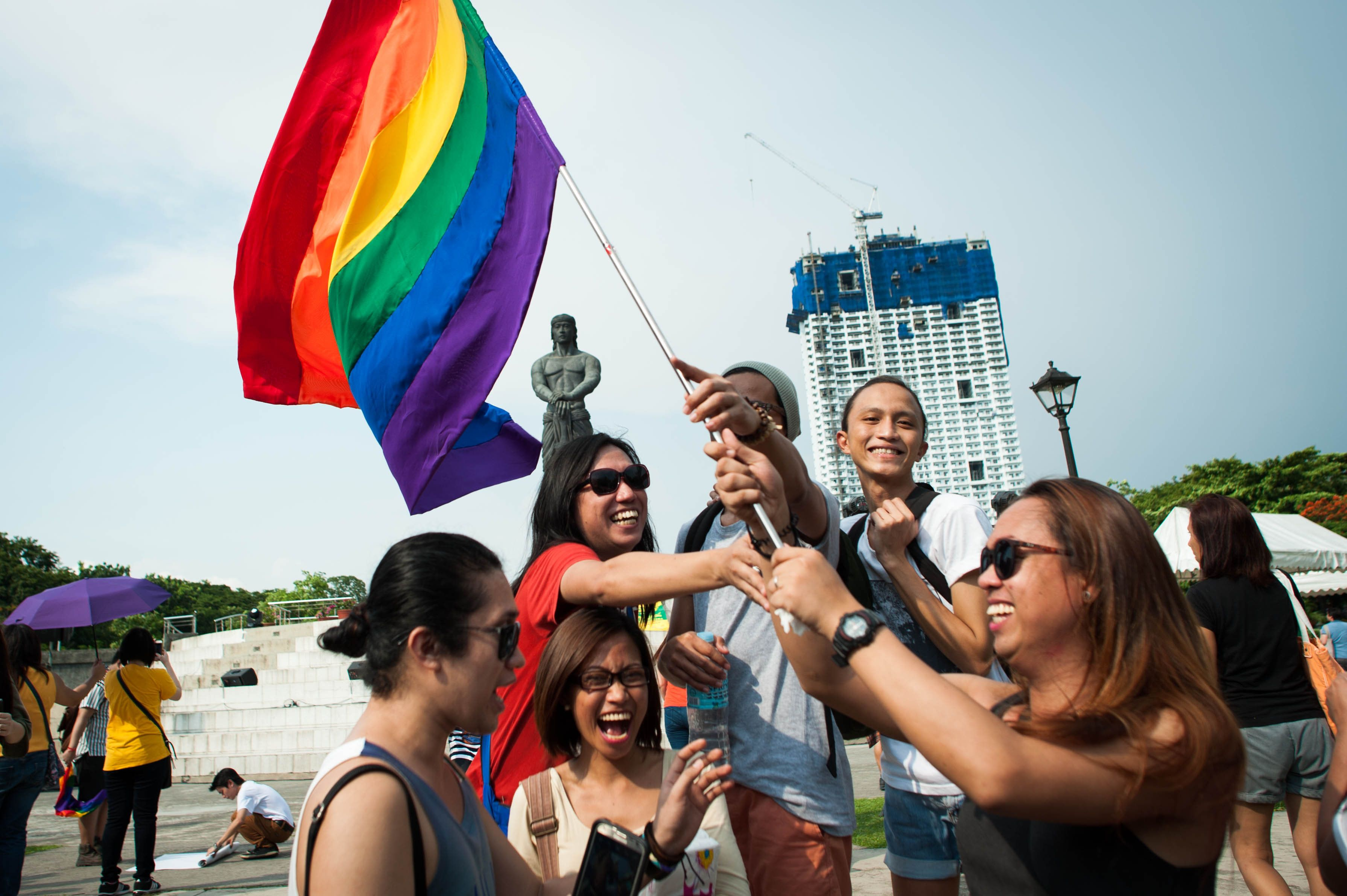 Homosexuality discrimination in the philippines