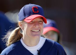 Justine Siegal Becomes First Female Baseball Coach In MLB History