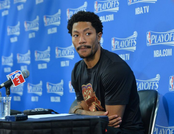 Chicago Bull point guard Derrick Rose has been accused of sexually assaulting his ex-girlfriend in August 2013.