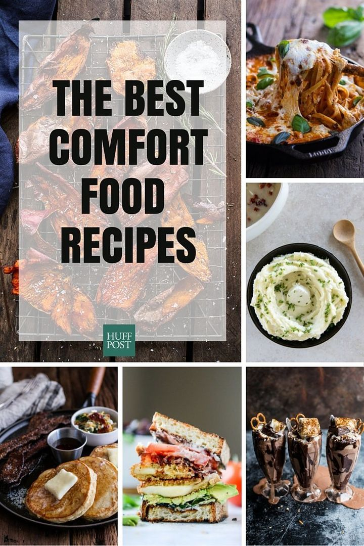 20 easy comfort food recipes to feed your soul huffpost forumfinder Gallery