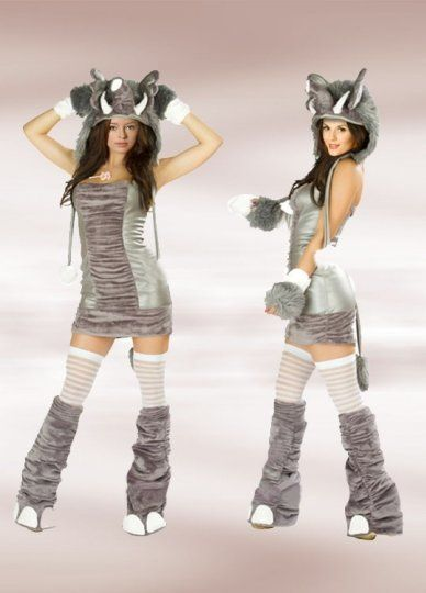 "via&nbsp;<a href=""http://www.pinkqueen.com/Sliver-Lady-Elephant-Costume-Cheap-Sexy-Adult-Women-Halloween-Costumes-2012-g3706"""
