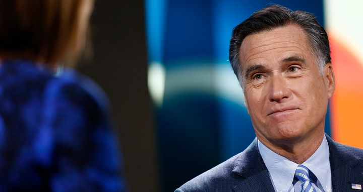 "Former presidential candidate Mitt Romney said it is a problem that super PACs can take ""unlimited amounts of money."""