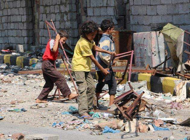 What It's Like To Live Through Yemen's War, According To People On The
