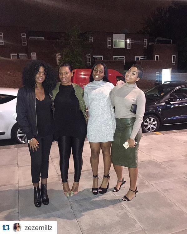 Black women in london