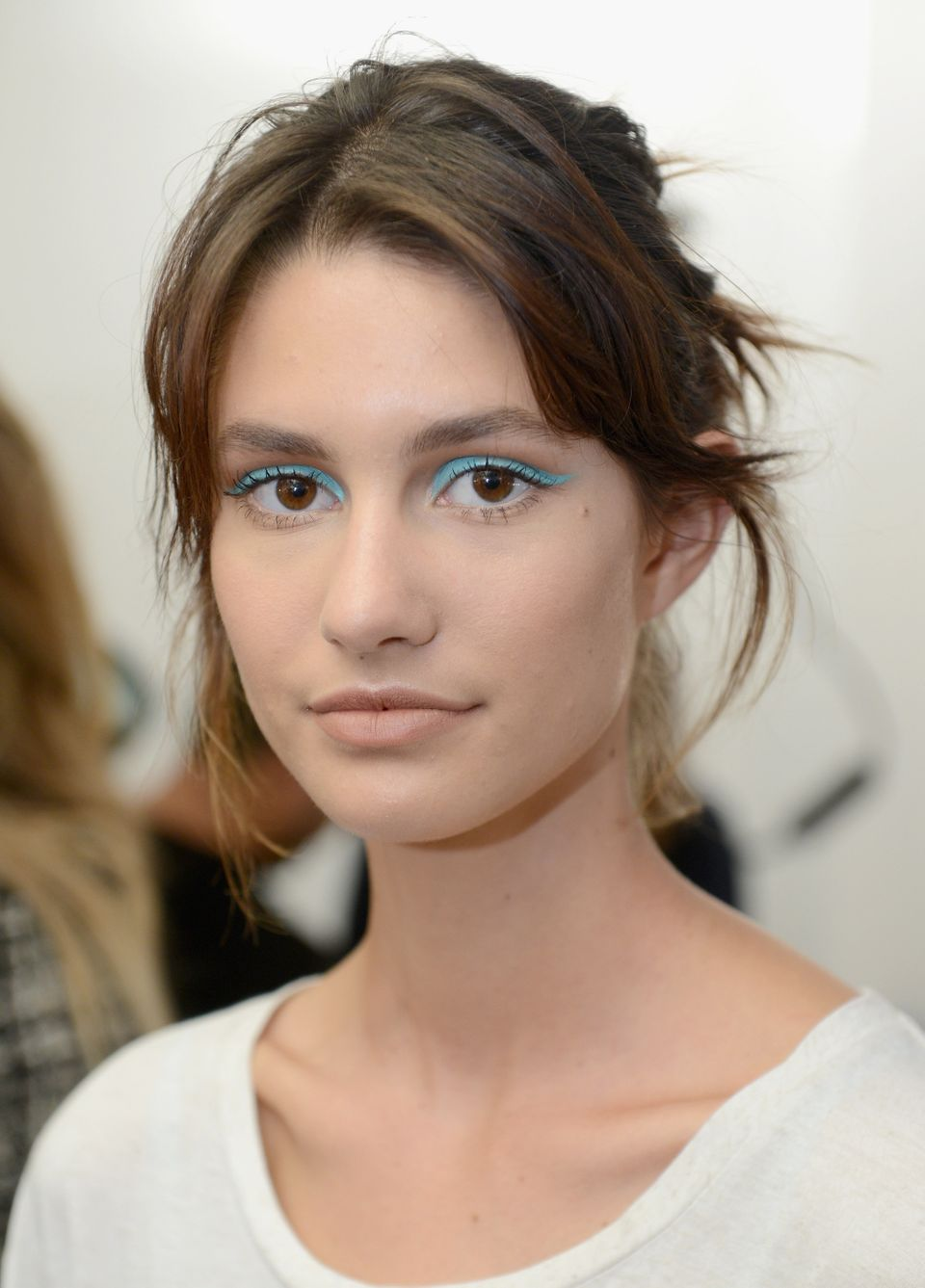 7 Looks That Prove Blue Eyeshadow Is No Longer Stuck In The 80s