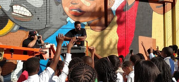 How A Public Art Fest Made A Real Change In A Detroit Neighborhood
