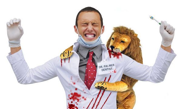 the lion killing dentist touched our save the world souls too bad