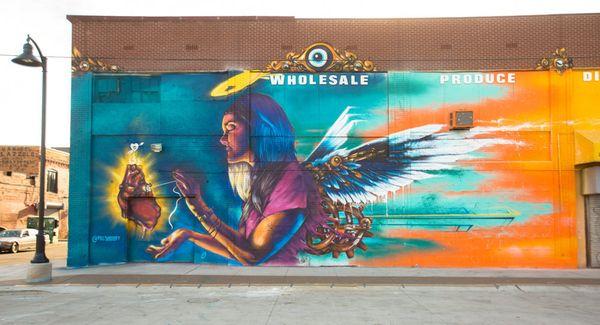Mural by Fel3000ft.