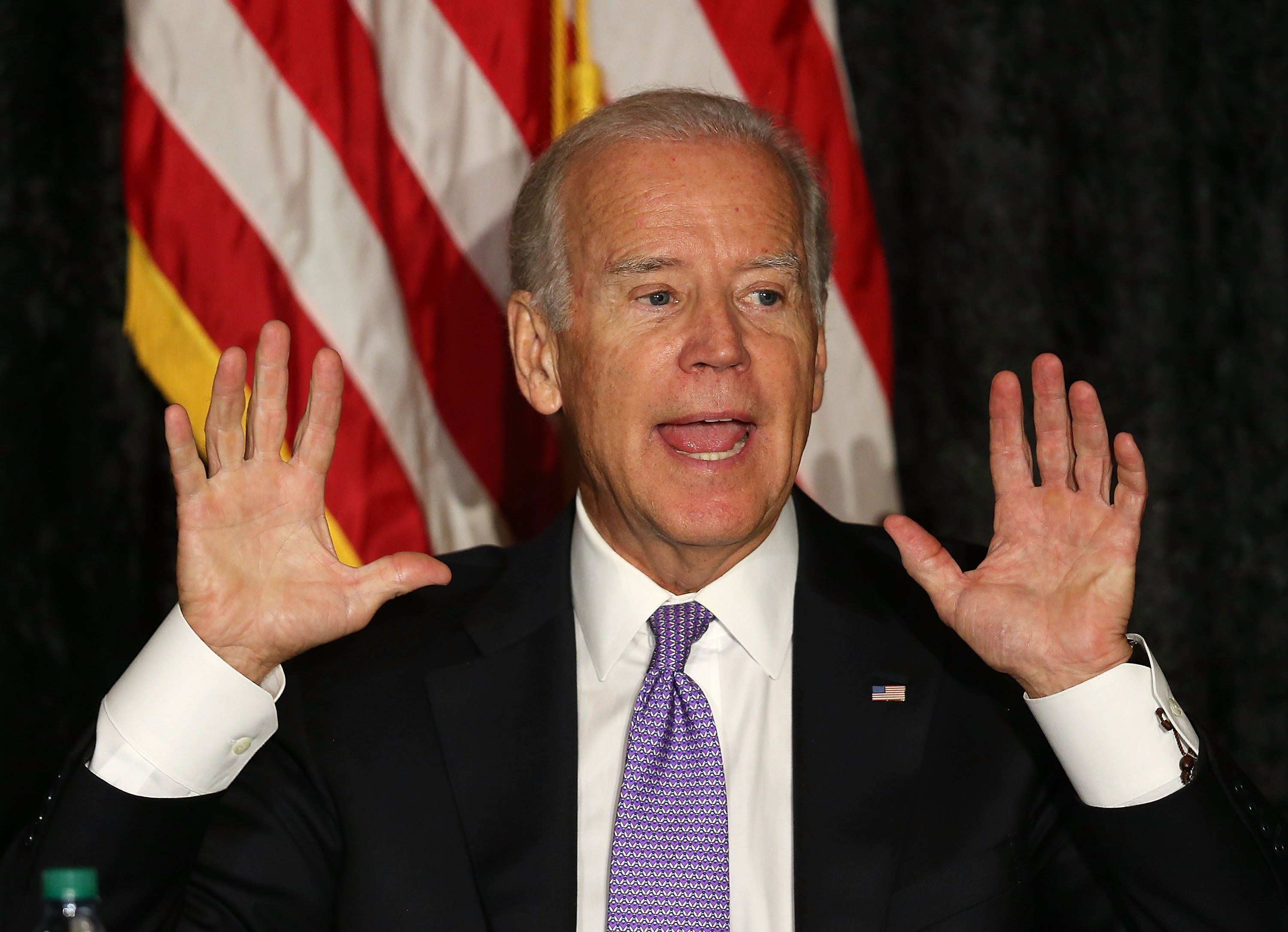 Perhaps the vice president has evolved on reproductive rights?