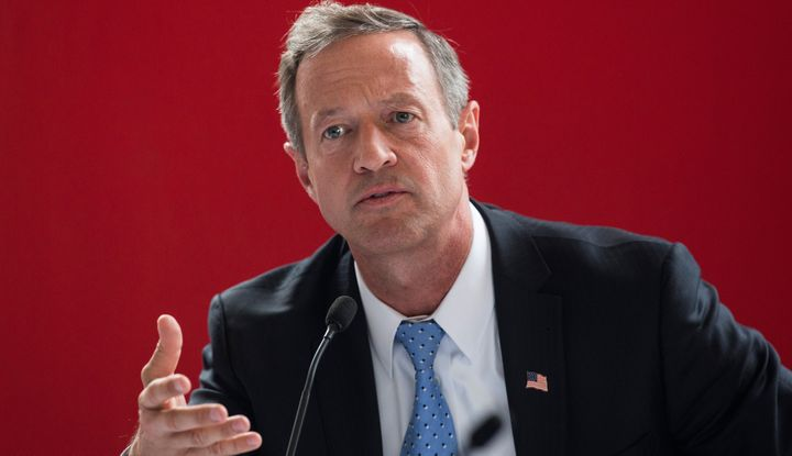 Democratic presidential candidate and former Maryland Gov. Martin O'Malley has a proposal to reform the campaign finance syst
