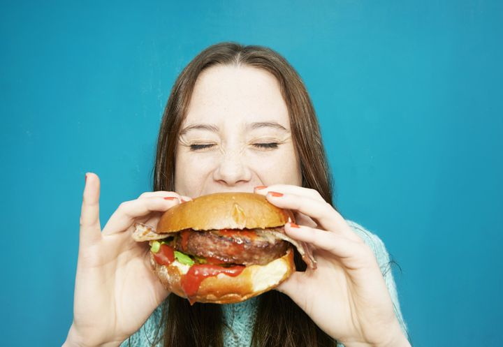 How you eat might say a lot about your personality.