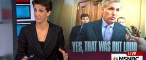 MSNBC RACHEL MADDOW