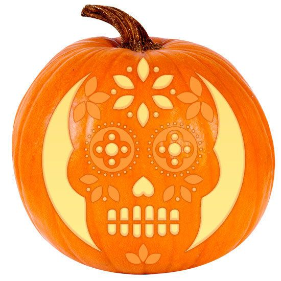The free pumpkin carving stencils you need to try this