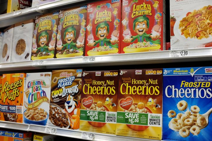 General Mills is one of several companies that called on Thursday for strong government action on climate change.
